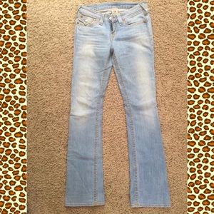 True Religion jeans, Size 29, boot cut